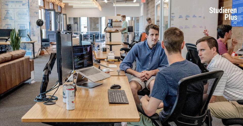 Unternehmen gründen : finanzielle Unterstützung für Studenten in der Gründungsphase?