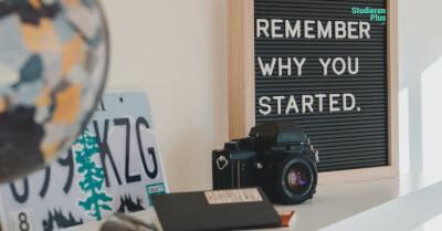 Wie schreibt man ein gutes Motivationsschreiben