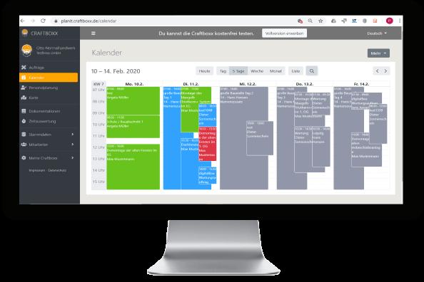 Plan-it // Der CRAFTBOXX Kalender - schnell erklärt