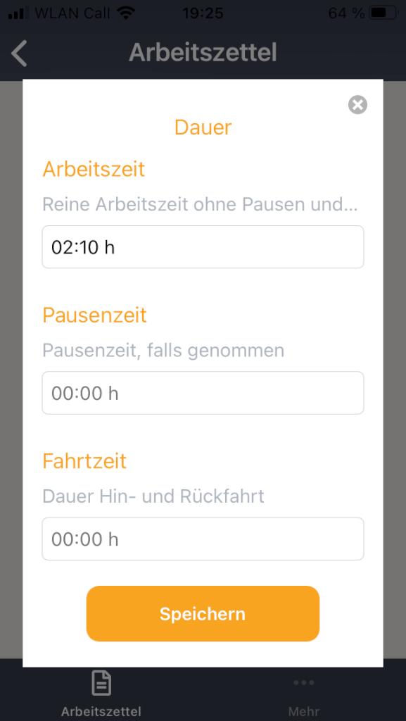 Do-it // Zeiterfassung: Auftragszeiten zur Abrechnung leicht erfasst