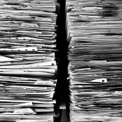 Mit dem Rapportzettel zum papierlosen Büro?