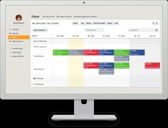 Plan-it // Die Ressourcenplanung: Die Übersicht über Mitarbeiter & Ressourcen