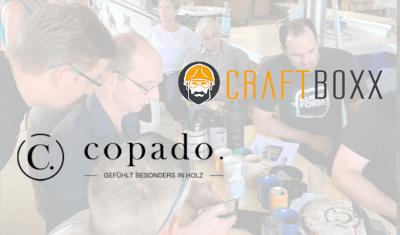 Workshop bei copado. in Ötzingen