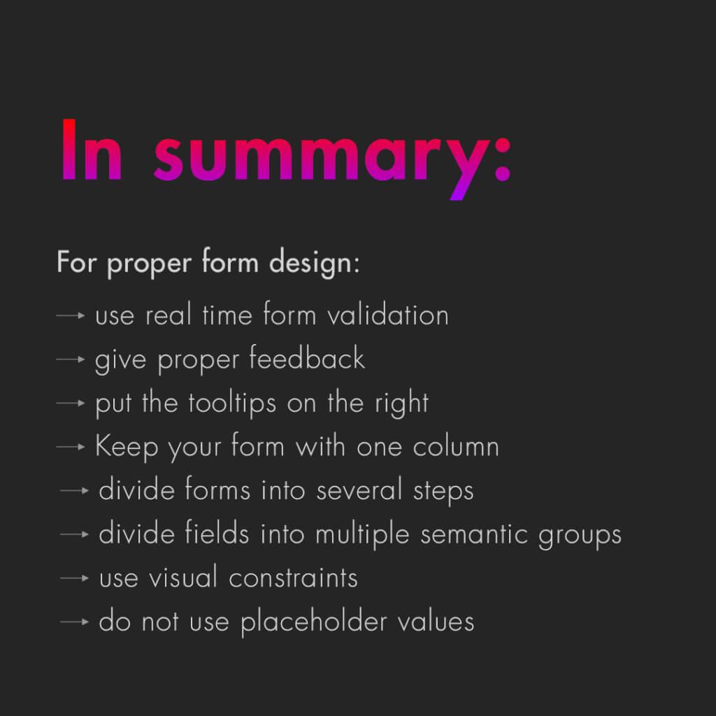 """Zehnte Slide mit dem Titel: """"Summary"""""""
