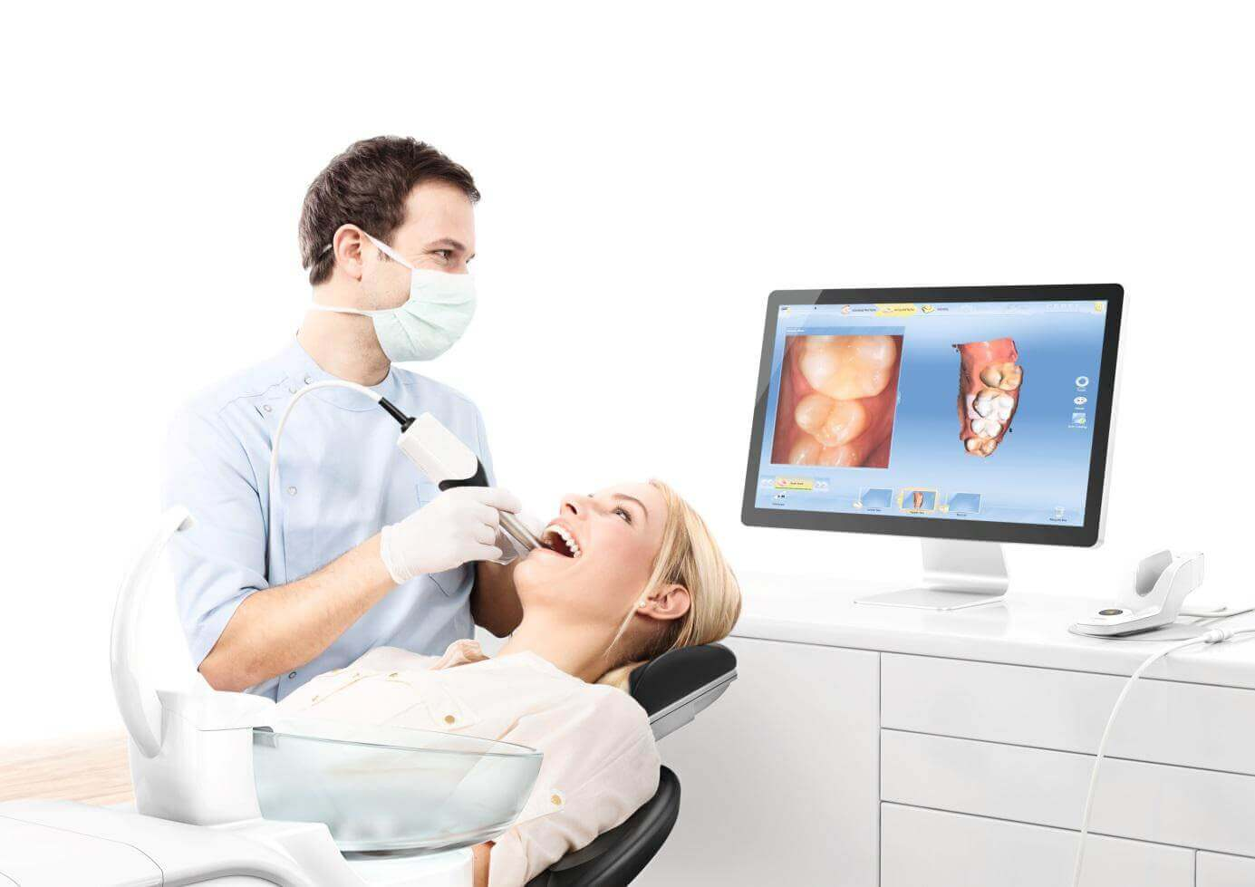 Die Digitale Keramik Restauration mit Cerec