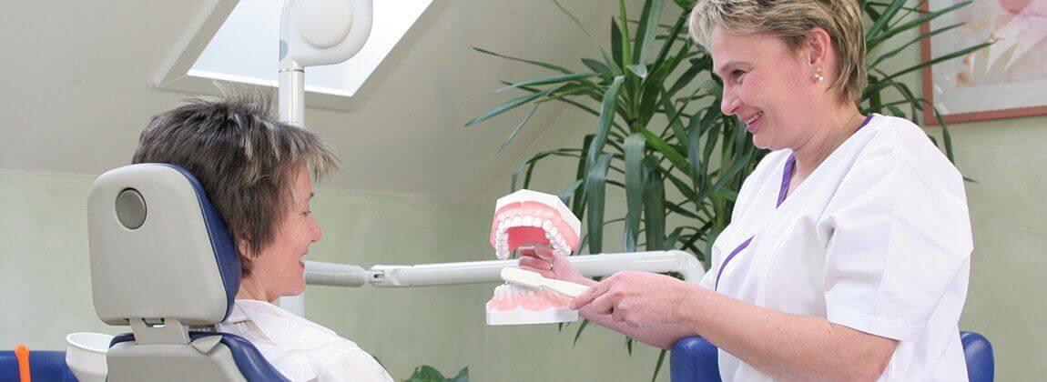 Die Zahnarztpraxis in Straubing-Ittling