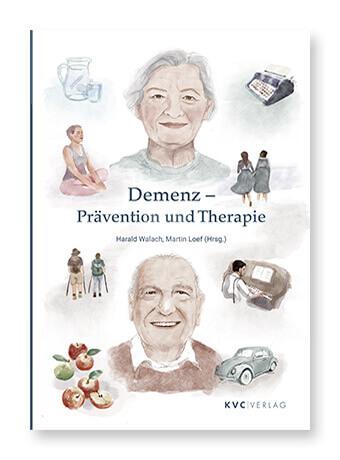 Beitragsbild Neues Buch: Demenz – Prävention und Therapie