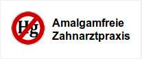 Amalgamfreie Zahnarztpraxis Logo