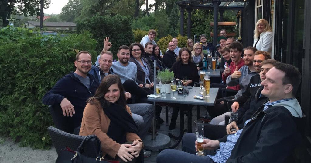 Unser Team Event 2016 – Unterwegs im schönen Brandenburg