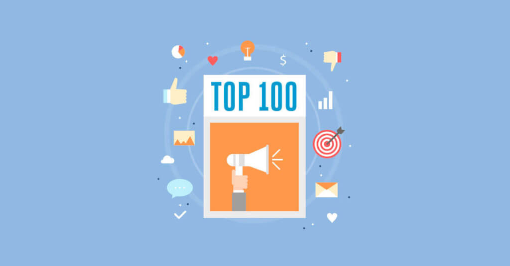 Top 100 Influencers of Affiliate Marketing: Two of them are working for advanced store