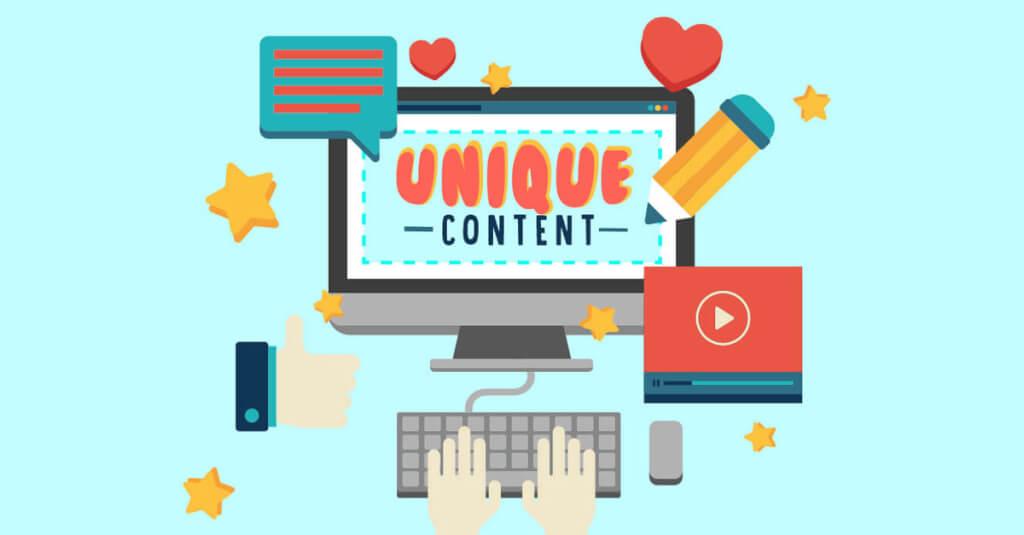 Wie kreiere ich einzigartigen Content? Tipps für Textschmieder