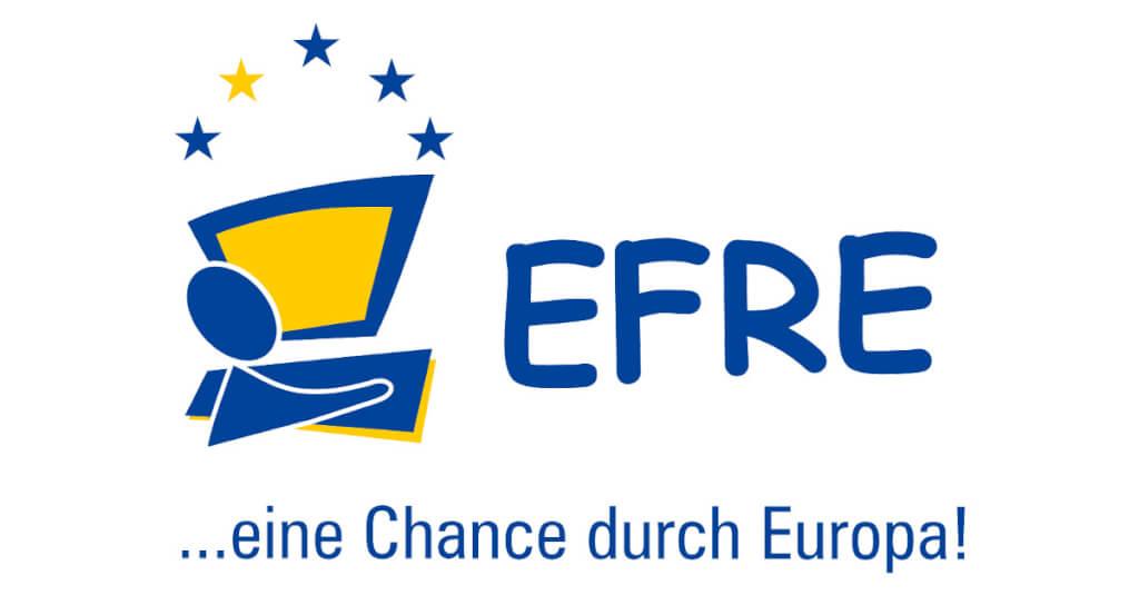 Technologie von advanced store gefördert durch die Europäische Union
