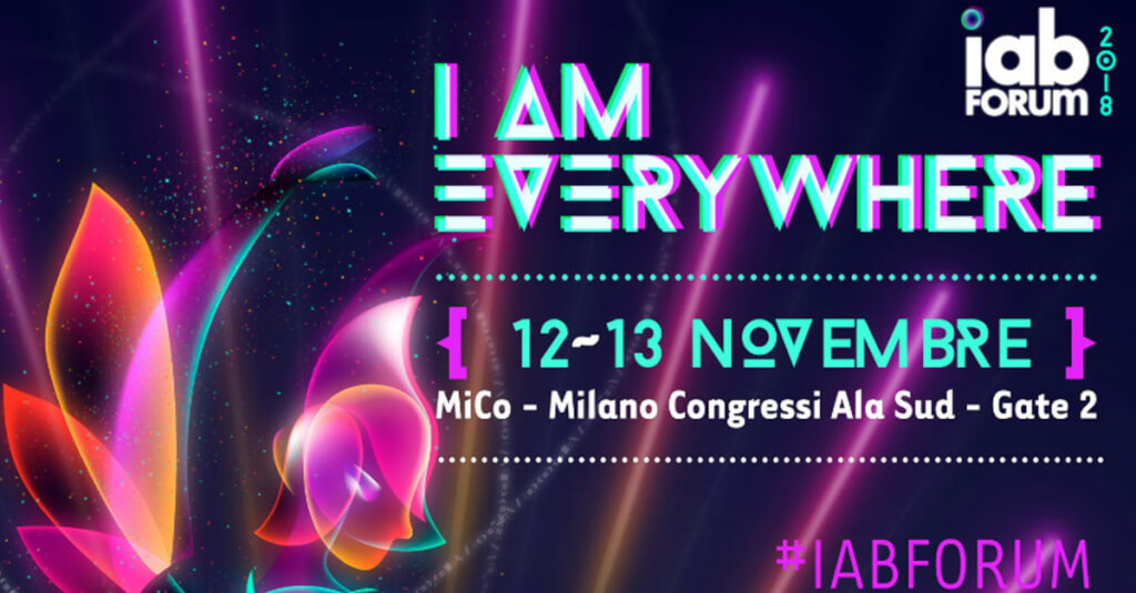 I AM EVERYWHERE: advanced store beim iab Forum 2018