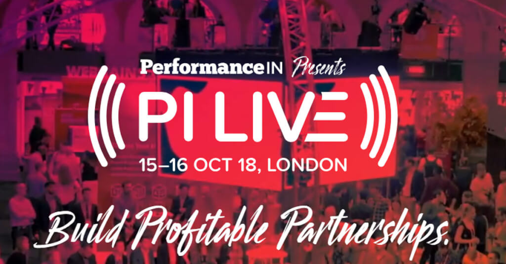 advanced store at PI LIVE: October 15 & 16, London