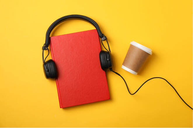 Audiobooks for learning German fast
