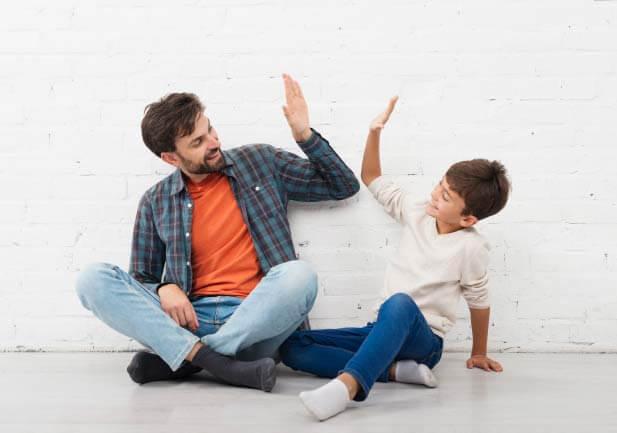 Gute ElternKindBeziehung