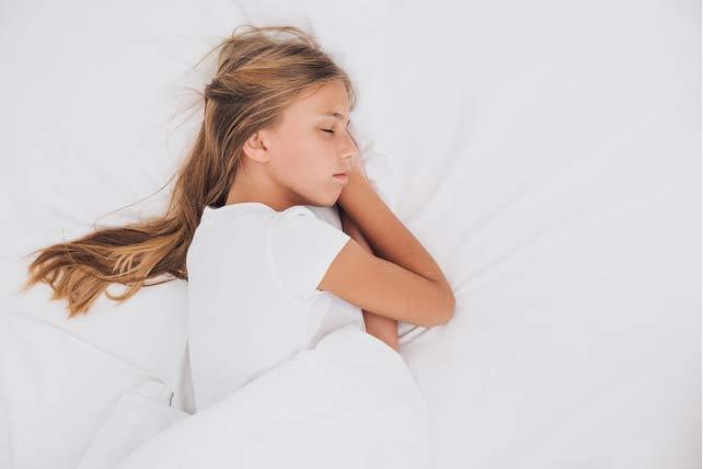 Vor dem Schlafen lernen fuer mehr Lernerfolg