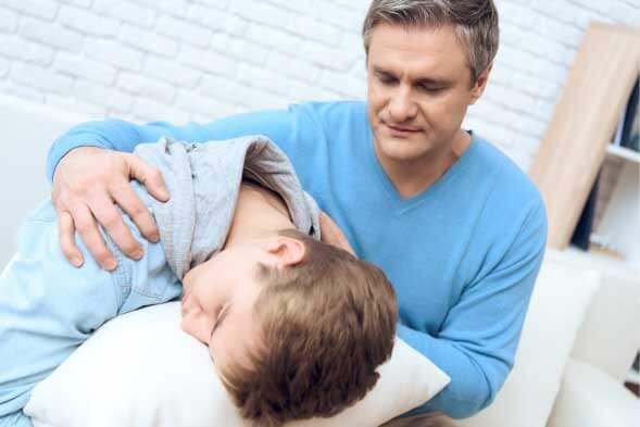 Wie reagieren bei Frust und Trotz des Kindes