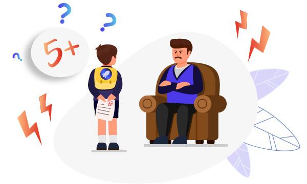 😣Schlechte Noten ⯈ Was tun als Eltern? 33 Konkrete Maßnahmen