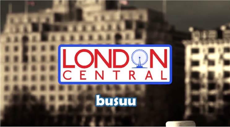 Busuu London Central Lernen per Video