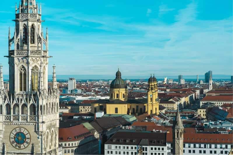 DeutschAkademie Munich Muenchen Experience