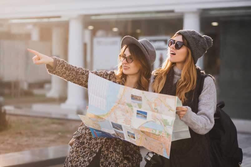 Englisch auf Reisen und Sprachreisen verbessern
