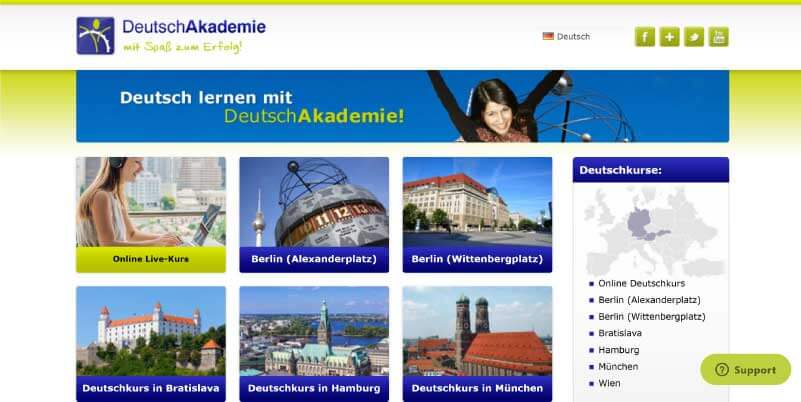 Deutschakademie Test