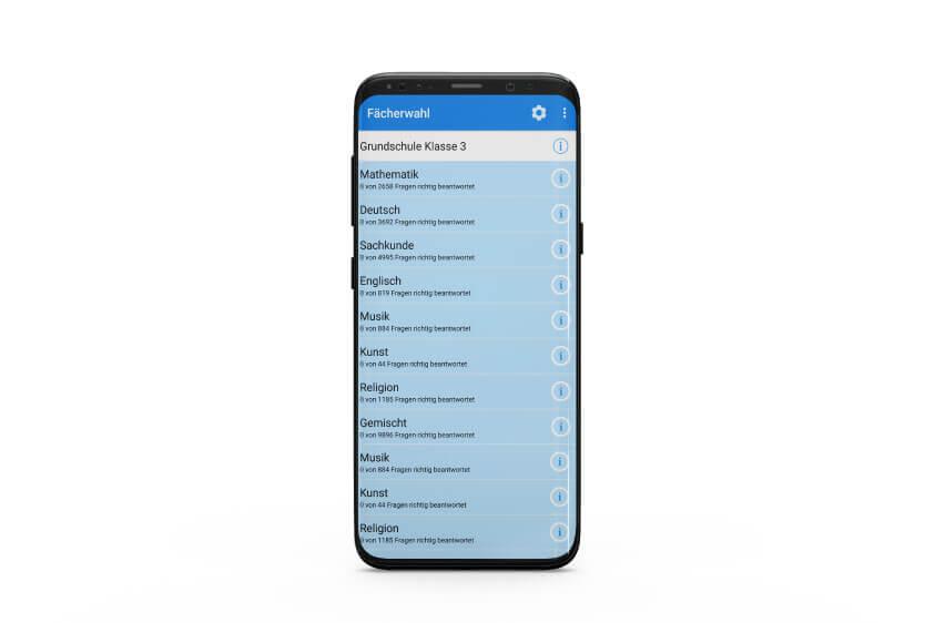 Schlaukopf App Smartphone