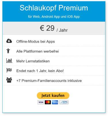 Schlaukopf Premium Version