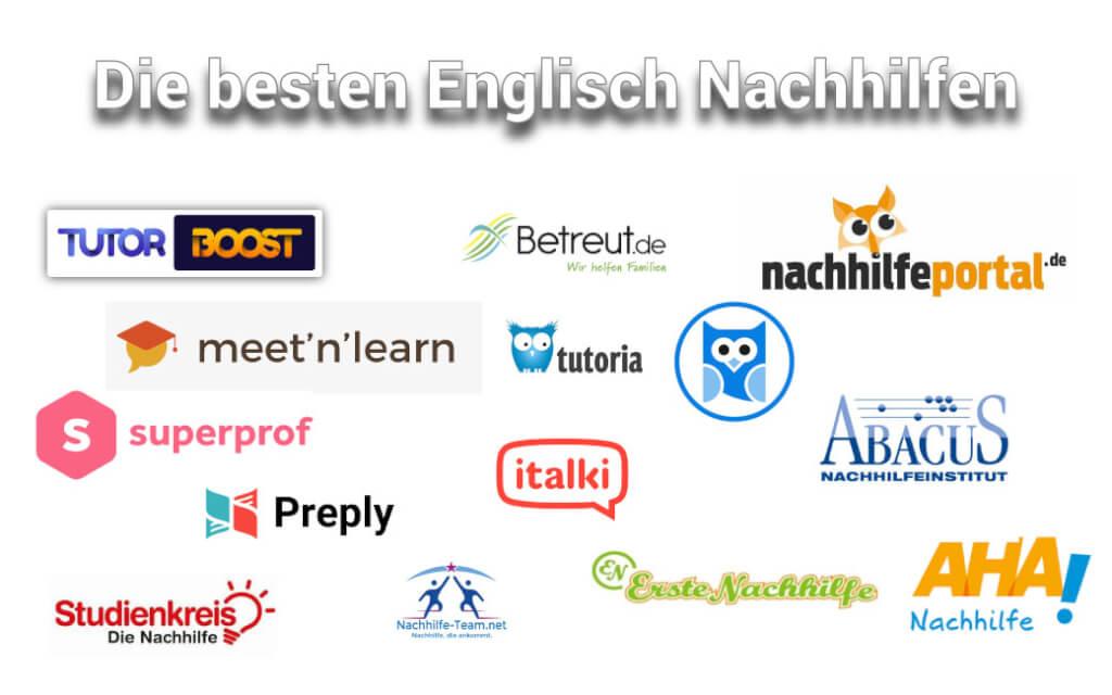 🗣️Die 14 besten Englisch Nachhilfen (2021): Ultimative Liste