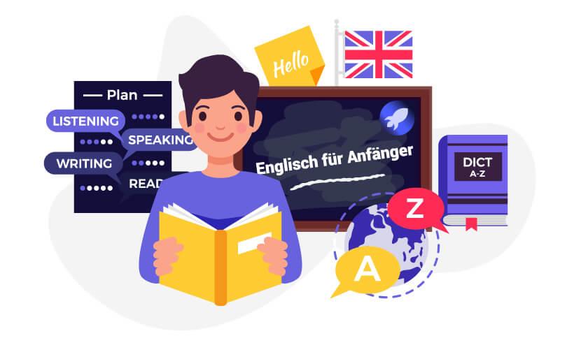 📚 Englisch für Anfänger (2021): Die besten Tipps und Tricks