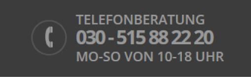 Telefonberatung bei Sofatutor