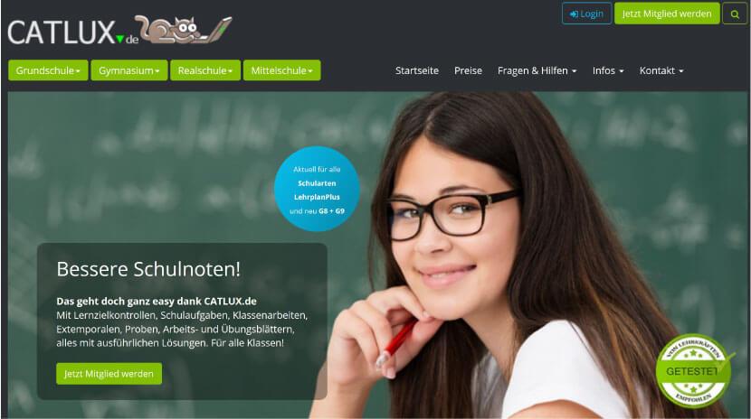 Catlux als Learnattack Alternative
