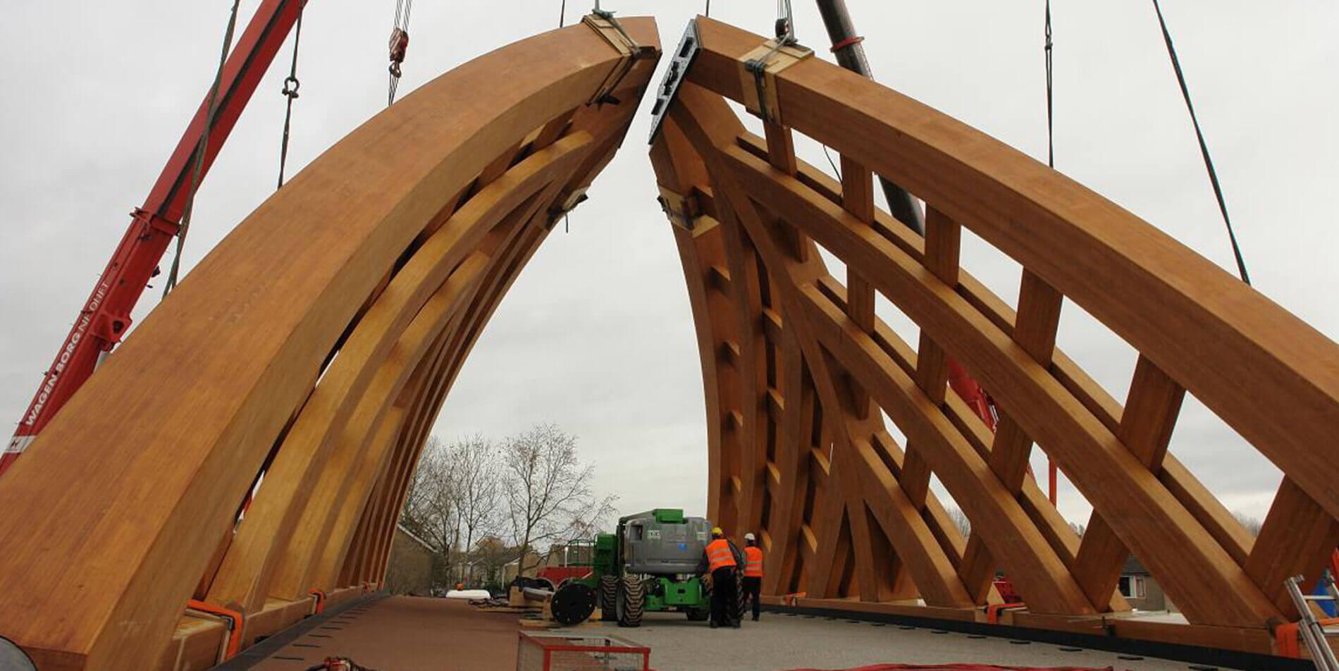 Quelle: Accoya |Accoya Sneek Bridge Netherlands