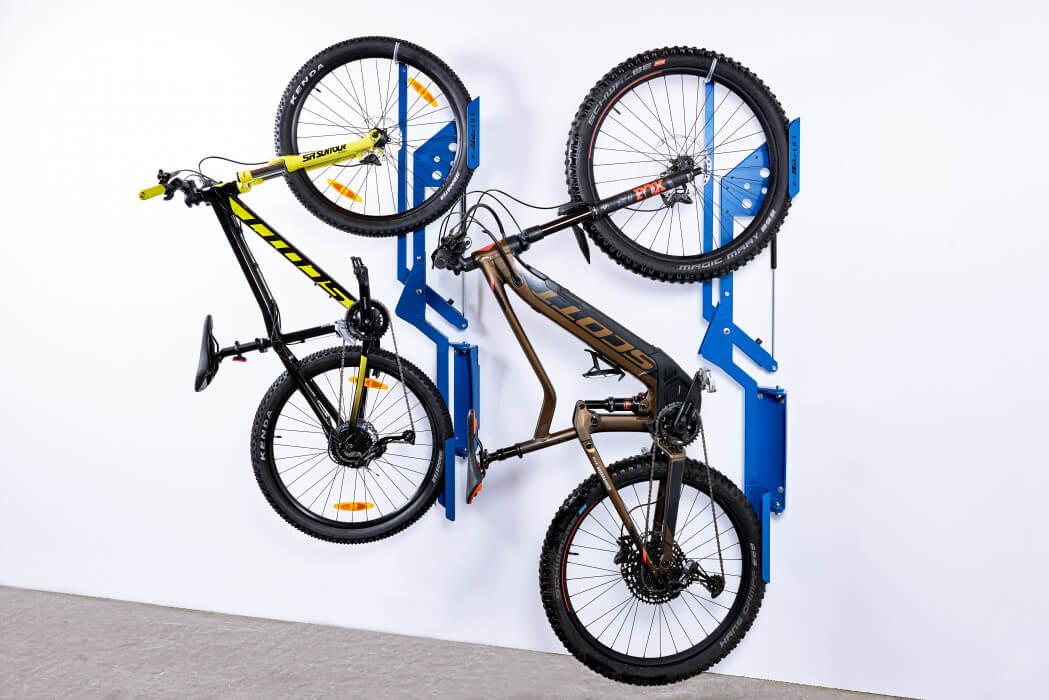 Bike Lift blau