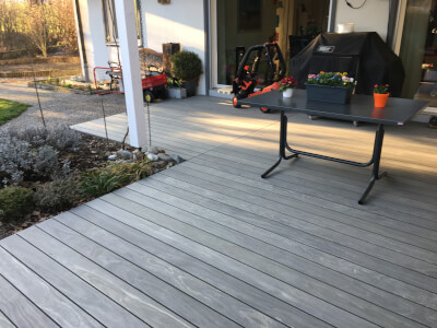 Warum Accoya Gray unser neues Lieblingsholz für Terrassen ist