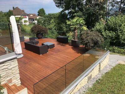 Accoya Terrasse im Garten: 10 inspirierende Beispiele