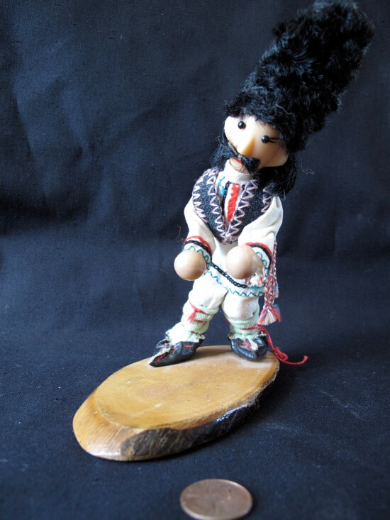 Storytelling_ significant objects russian figure