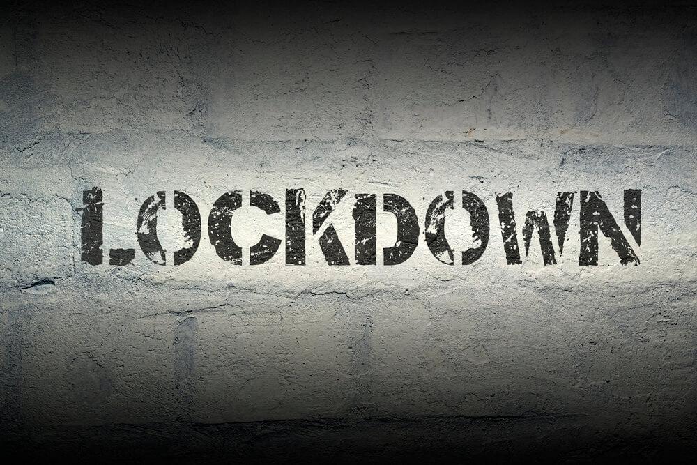 lockdown bild