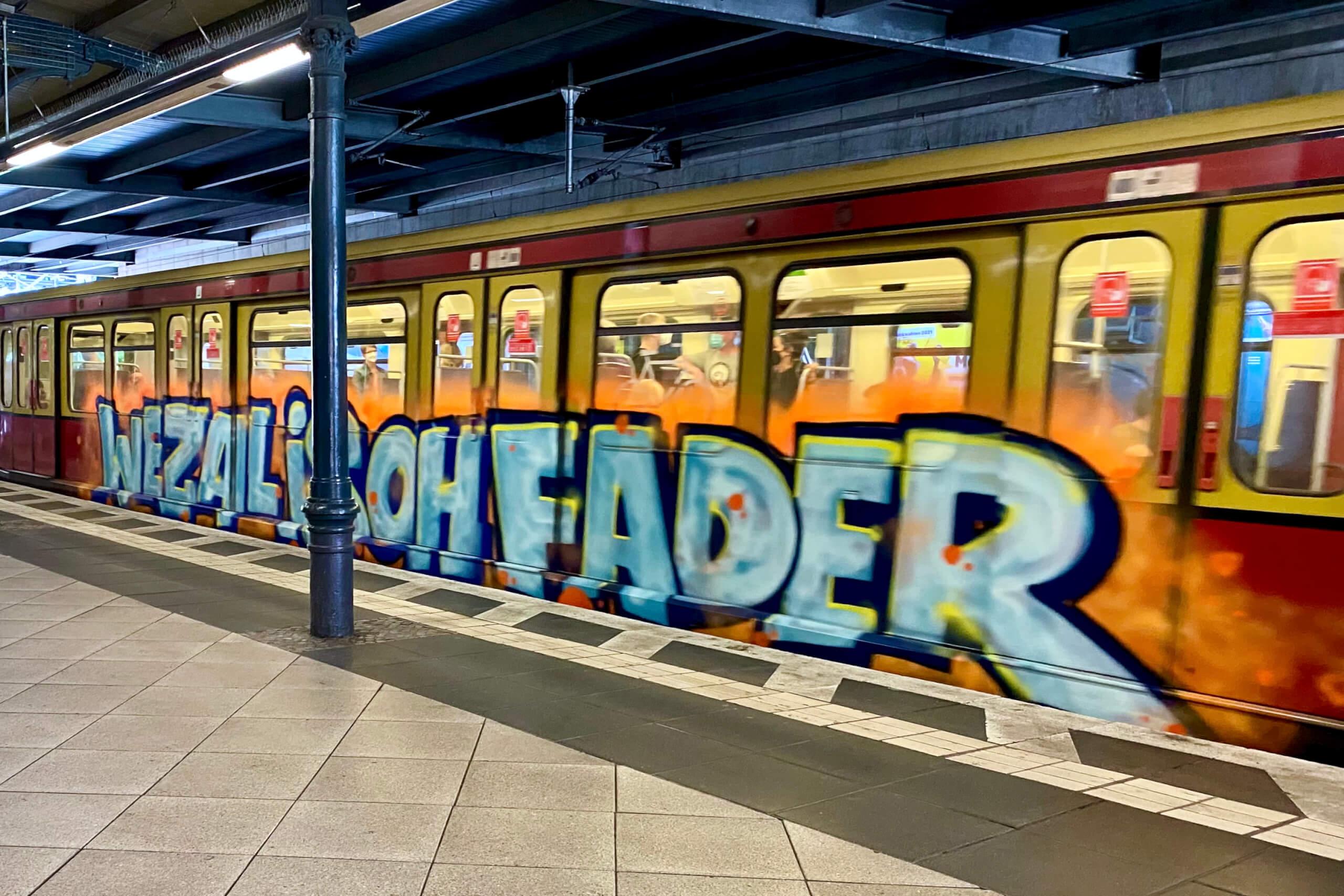 trainwriting - Subway Art Martha Cooper