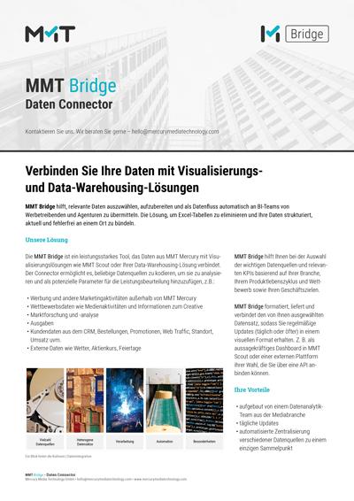 MMT Bridge - Daten Connector
