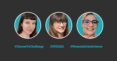 Frauen im Bereich Data Science bei MMT