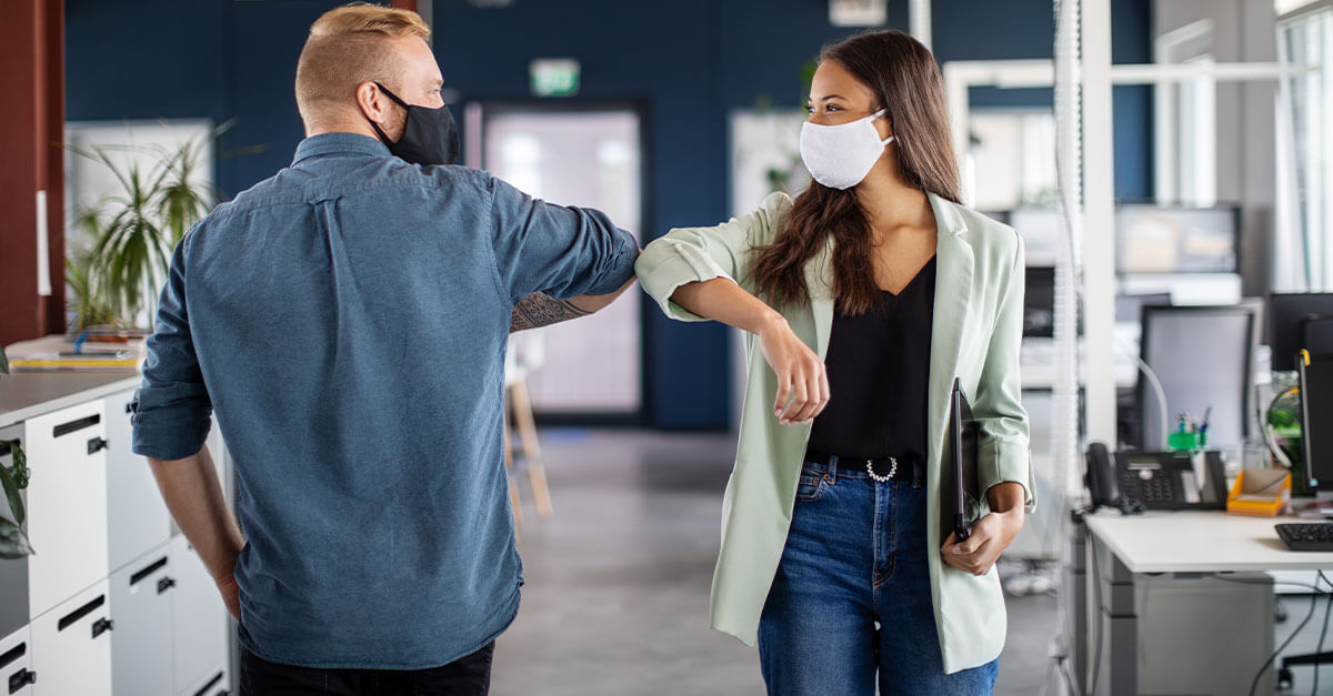 What the 2020 pandemic has taught us so far. Obviously… it's not over yet.