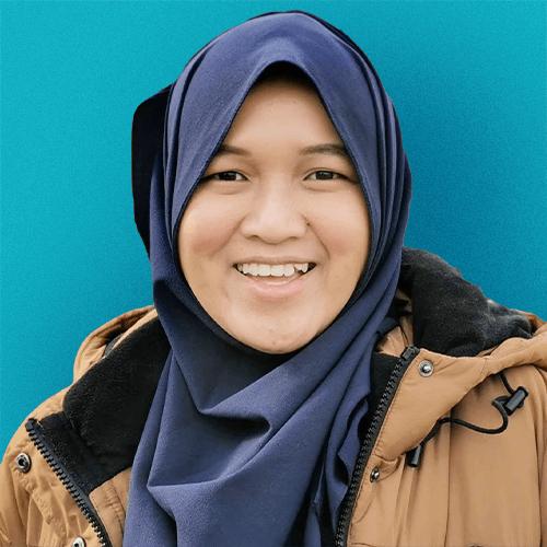 Nadinda Rachmat, Junior Software Engineer, MMT