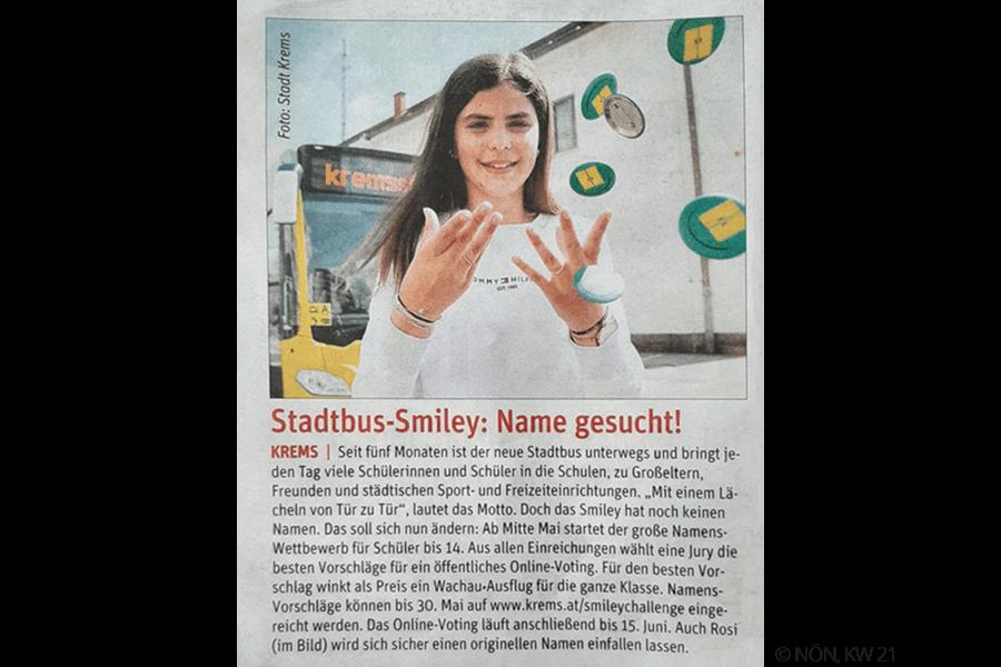 Krems Smileychallenge N N Artikel Ver.2