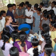 Das Tsunami Education Project (TEP) in Sri Lanka