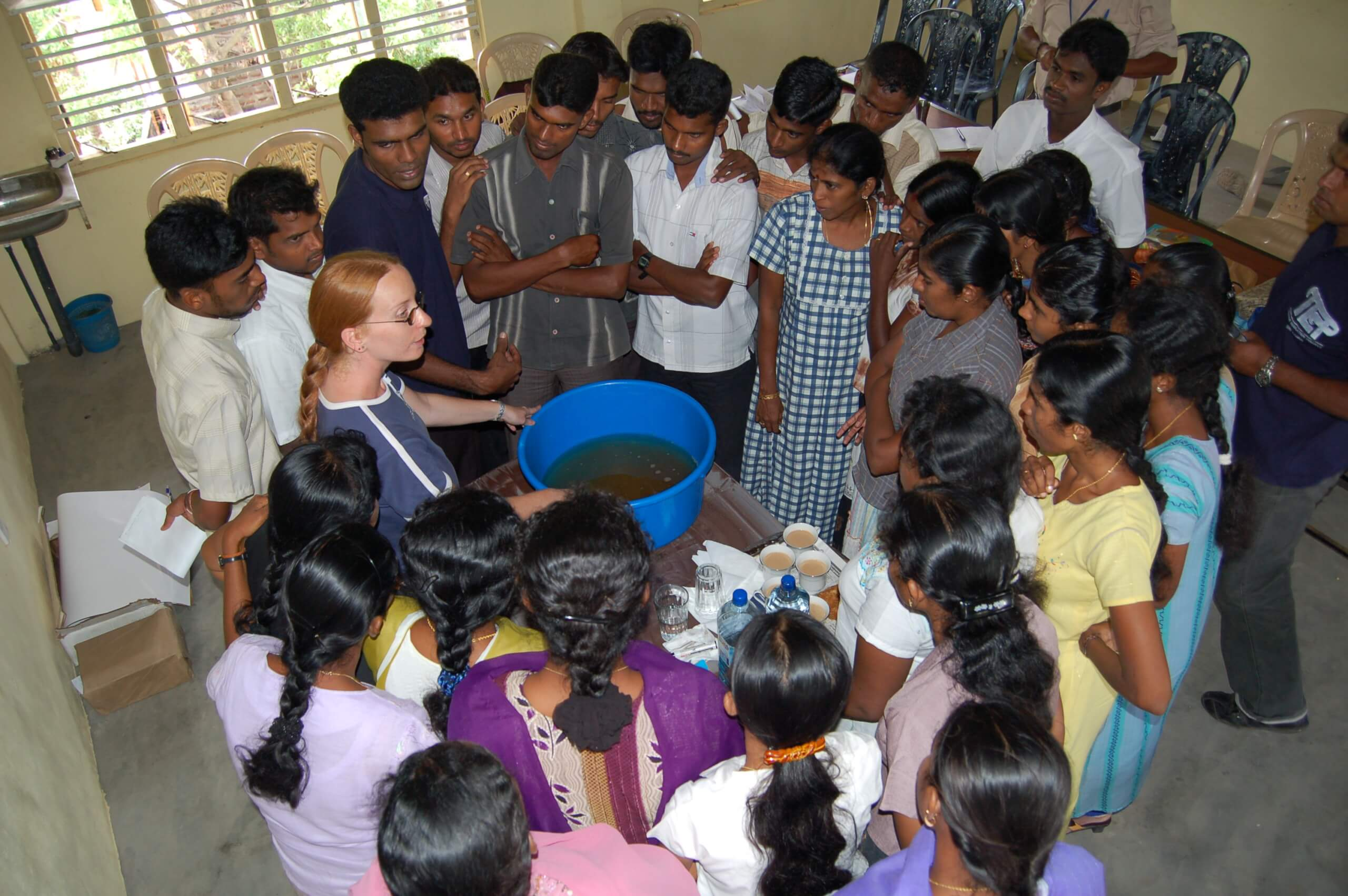 Das Tsunami Education Project (TEP) in Sri Lanka