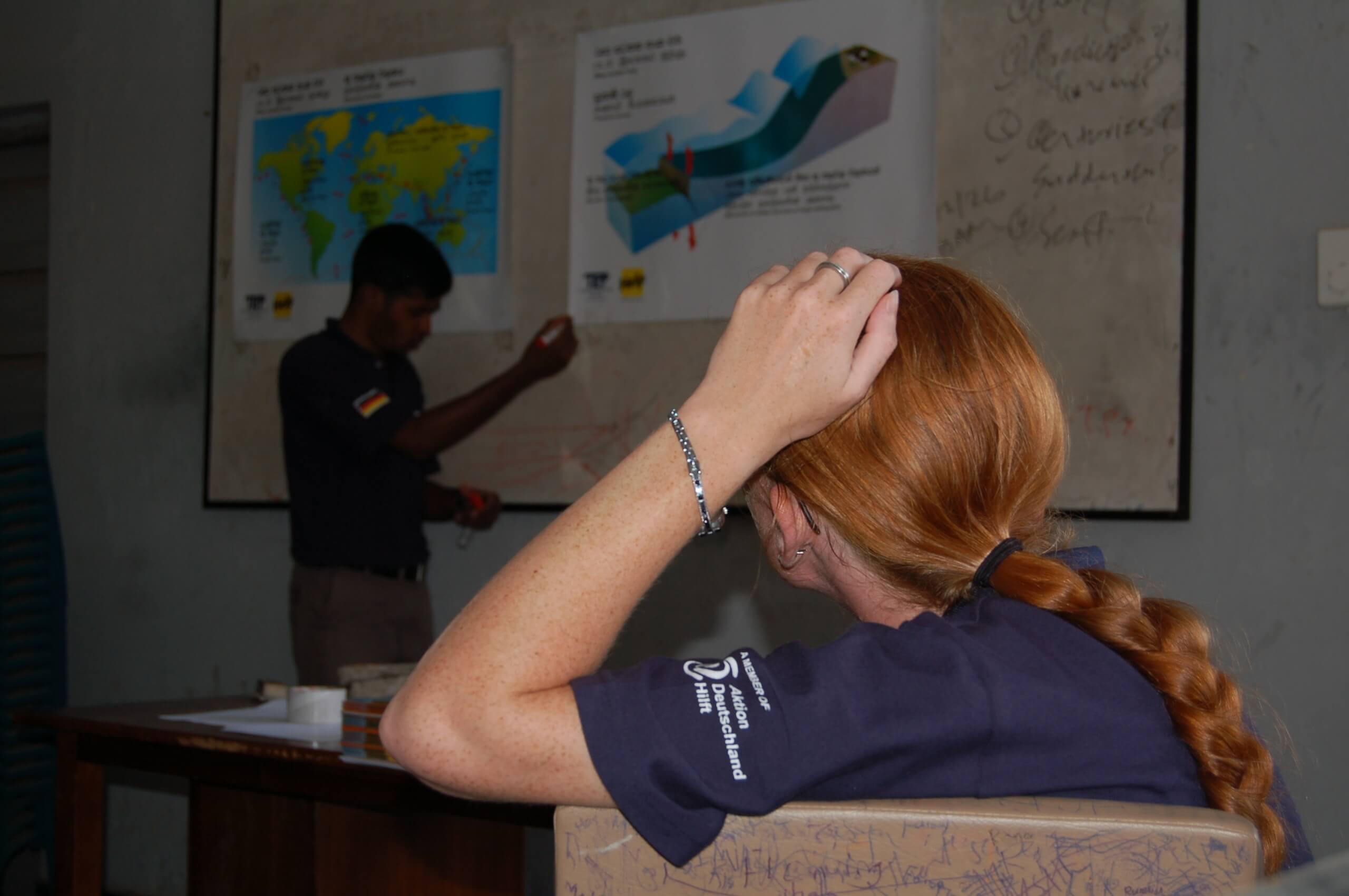 Tsunami Education Project Sandra