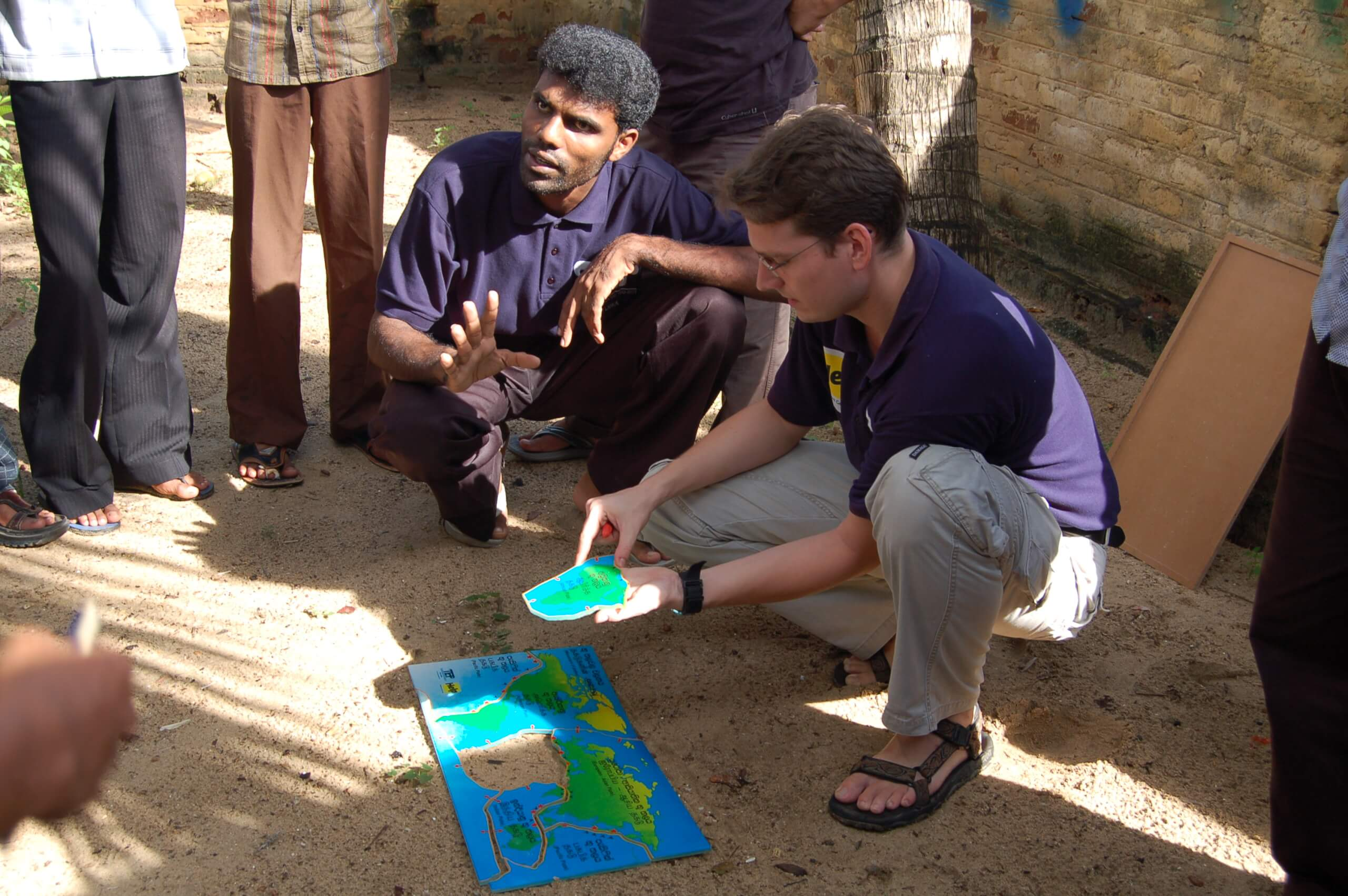 Tsunami Education Project Tektonikpuzzle