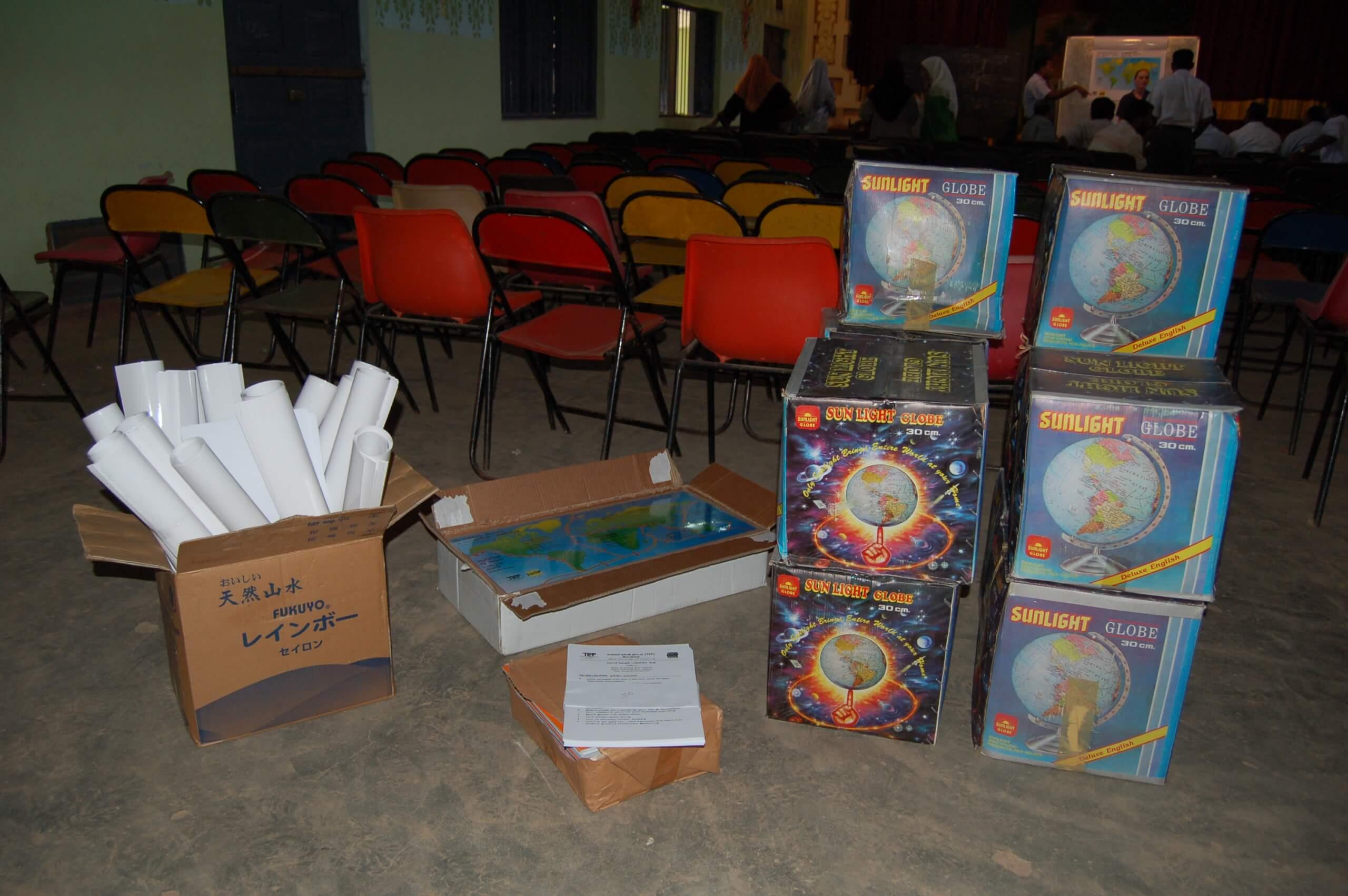 Tsunami Education Material